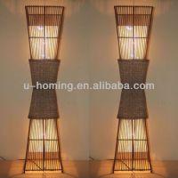 Rattan Wicker Floor Lamps - Buy Rattan Wicker Floor Lamps ...