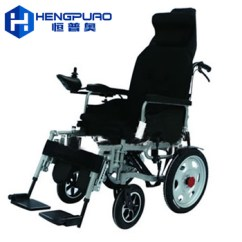 All Terrain Electric Wheelchair White Side Chair Dubai Folding Adjustable For Elder