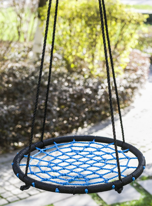 chair mould design hanging kanes pe round rope outdoor nest garden swing seat for kids - buy seat,nest ...