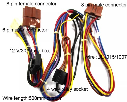 small resolution of best auto parts oem automotive wire harness buy automotive wire 6 pin 12 volt wire harness