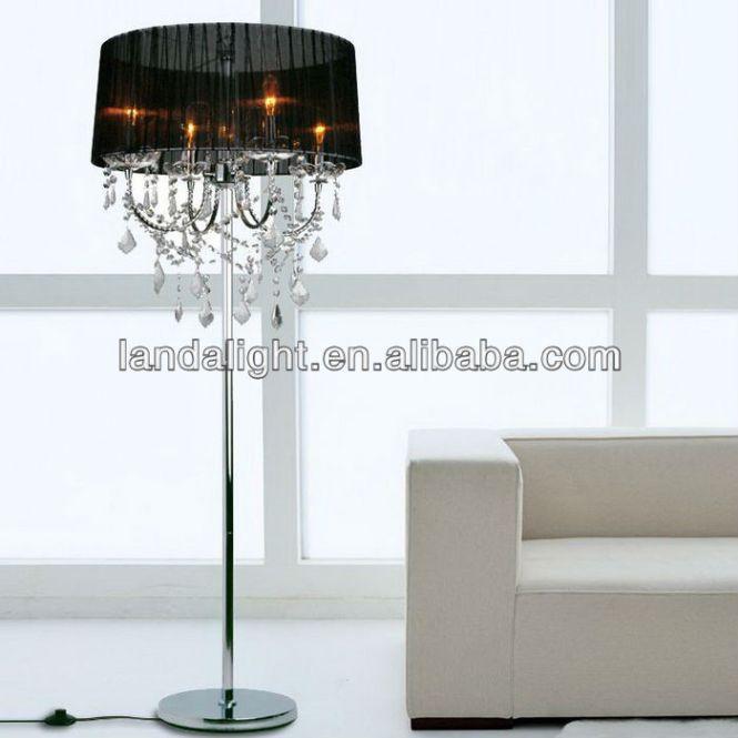 Best Ing Modern Crystal Chandelier Floor Lamp Product On Alibaba