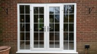 Yy Home Hot Sale Double Glass Aluminium Soundproof Used ...