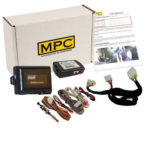 small resolution of get quotations mpc complete add on remote start kit with t harness for 2016 2018