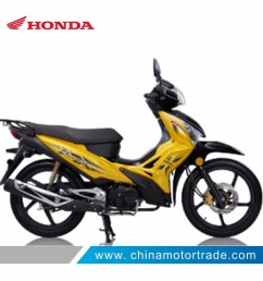 genuine honda cub doris 125 fi wave alpha motorcycle [ 1000 x 998 Pixel ]