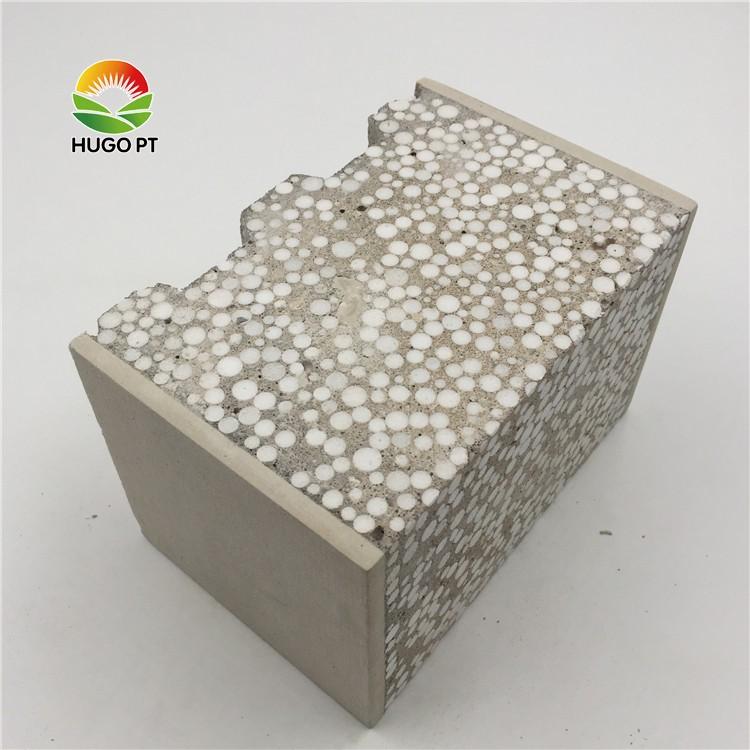 Styrofoam Wall Panels