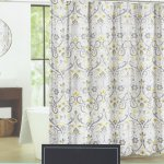Buy Cynthia Rowley Baaman Grey And Yellow Floral Scroll