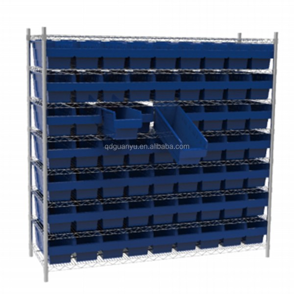 List Manufacturers Of Shelving Unit With Light Box
