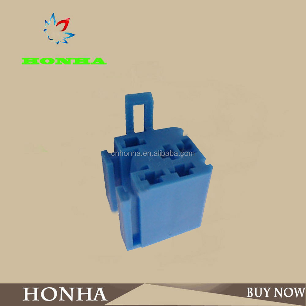 hight resolution of auto 5 pin waterproof relay wiring harness socket dj7054 6 3 21 wire to board