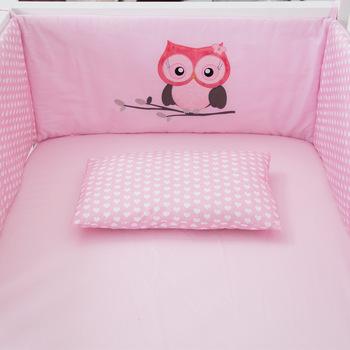 concise design baby crib