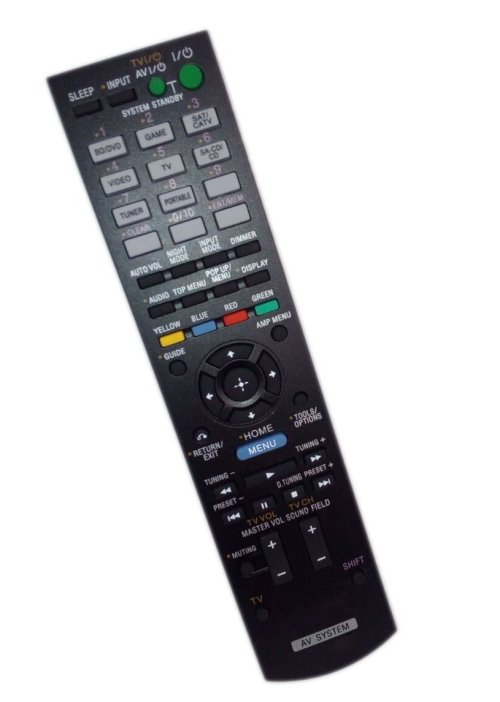 small resolution of get quotations replaced remote control compatible for sony str dh520 rmaau104 148934311 rm aau105 audio