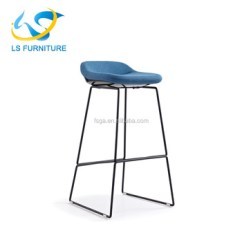High Bar Stool Chairs Silver Folding Chair Covers Cheap Price Pu With Quality