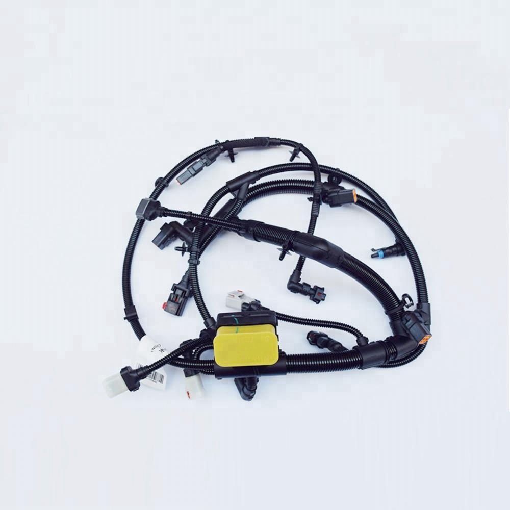 hight resolution of original dongfeng truck diesel engine isbe 5268335 automobile wiring harness