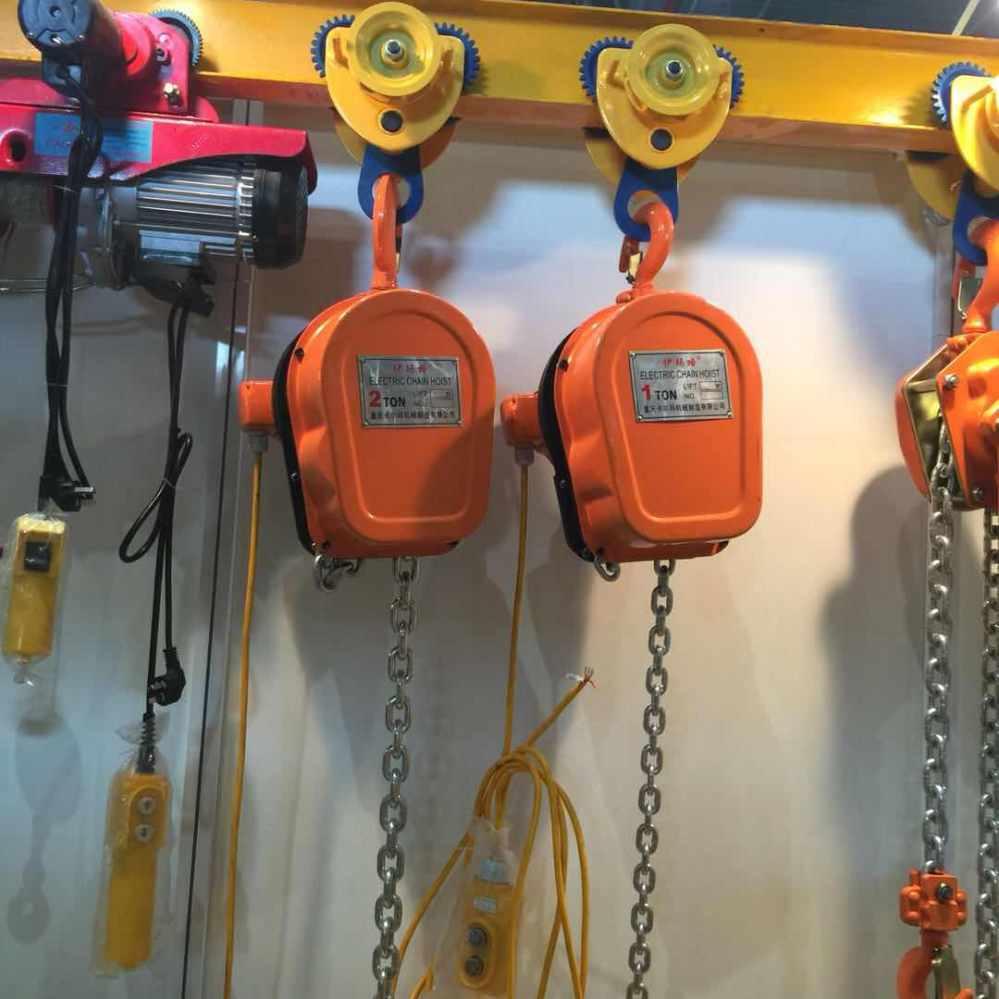 medium resolution of kalmar 2ton cm nitchi anchor electric chain hoist