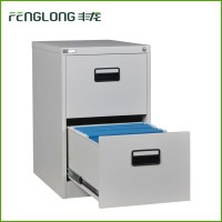 Office Equipment Plastic Handle 2 Drawer Filing Cabinet ...