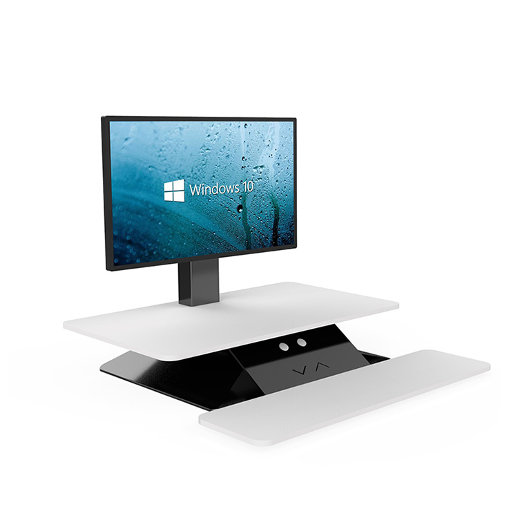 Automatic Standing Adjustable Computer Desk Riser Monitor