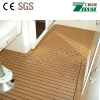 Faux Teak Sheet Synthetic Teak Decking For Boat - Buy Boat ...