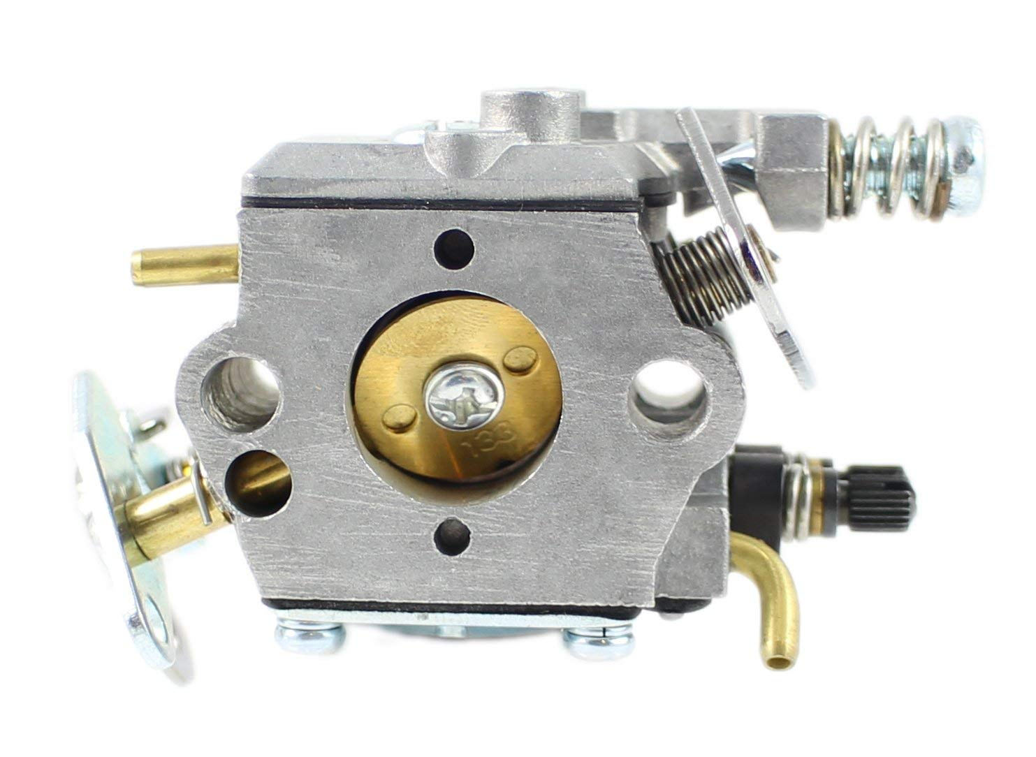 hight resolution of get quotations pro chaser chainsaw carburetor for h131 zama c1q w8 c1q w14 w14a walbro wt