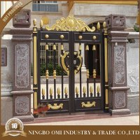 Superhouse Integrity Door Aluminum Gate Design/steel