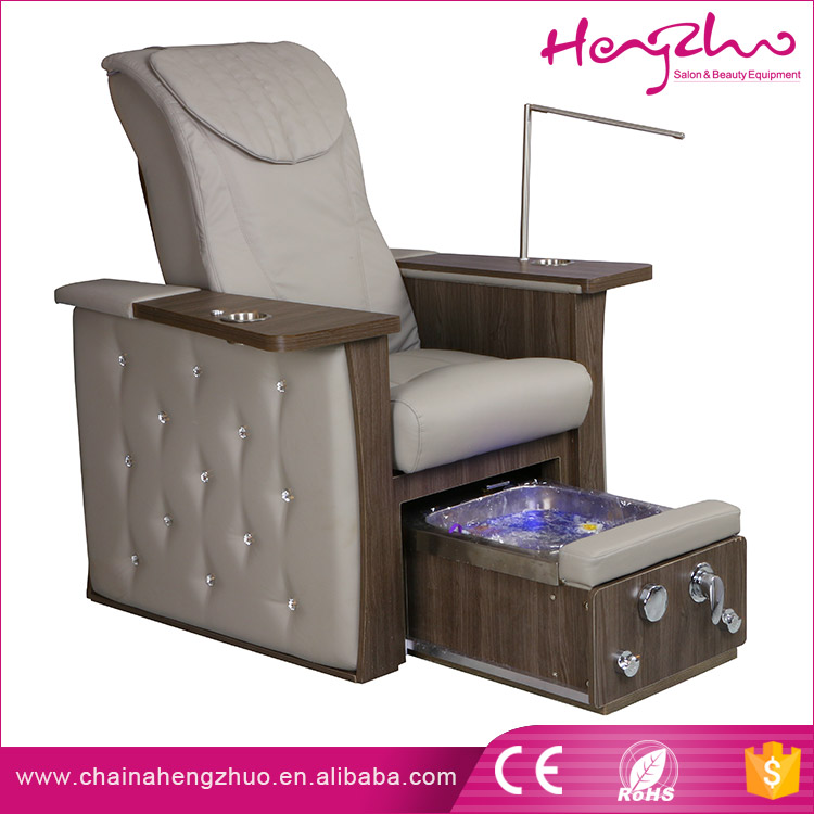 spa pedicure chair plastic pool chairs luxury beauty nail bench foot station electric massage equipment for wholesale