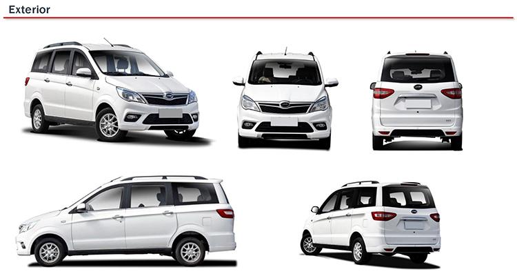 Kingone K20 Mpv Mini Van Mini Bus 5-8 Seats Mazda Suzuki