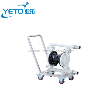 Industrial Use Air Operated Pneumatic Double Diaphragm