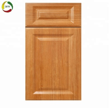 mdf kitchen cabinet doors kidkraft red vintage 53173 thermo foil pvc vacuum door buy kitcen thermofoil product on