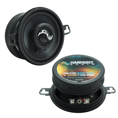 small resolution of get quotations fits volvo s40 2000 2004 front dash replacement speaker harmony ha c35 premium speakers