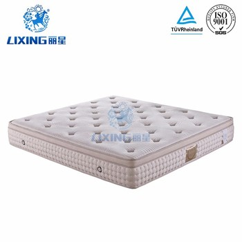 Luxury Design Double Used Memory Foam Mattress For Home Furniture