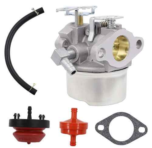small resolution of get quotations hasme 632107 640084 carburetor with fuel filter fuel line for lh195sa tecumseh 632536 640105 640299 632107a