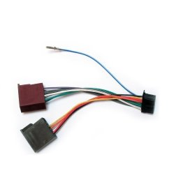 rugged wiring harness loom wiring libraryget quotations avh pioneer new 2015 16 pin to iso [ 1000 x 1000 Pixel ]