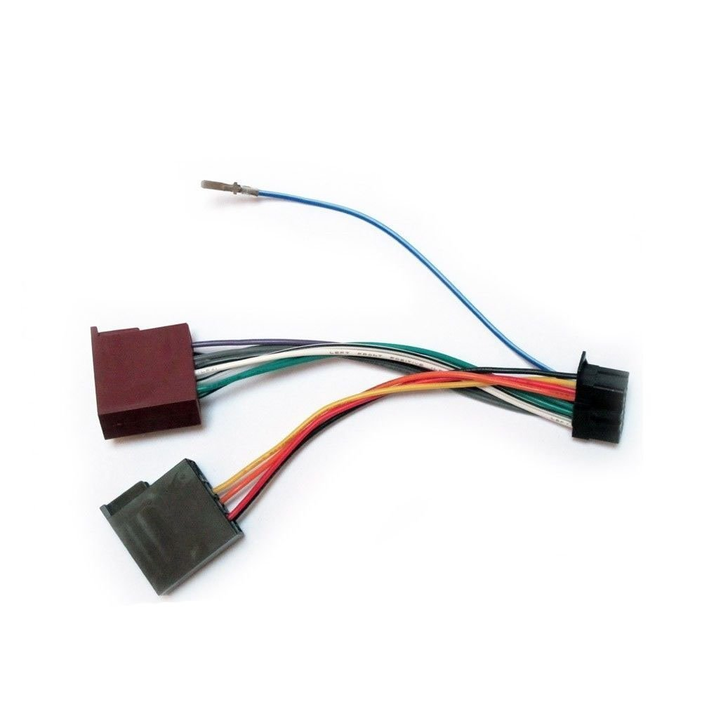 hight resolution of rugged wiring harness loom wiring libraryget quotations avh pioneer new 2015 16 pin to iso