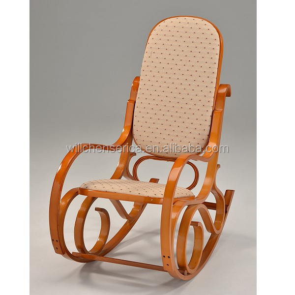 bent wood rocking chair covers uxbridge buy antique wooden chairs rattan product on alibaba com