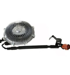 get quotations moca engine cooling fan clutch for 2007 2010 ford explorer 2006 mercury mountaineer 4 0 [ 1000 x 1000 Pixel ]