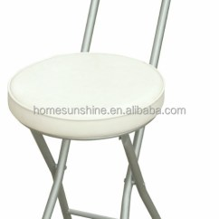 Folding Chair Round Power Rental New Popular Seat Buy Cheap Stool Leather Cushion Product On Alibaba Com