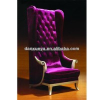 Popular Royal High Back Chair Living Room Furniture - Buy ...