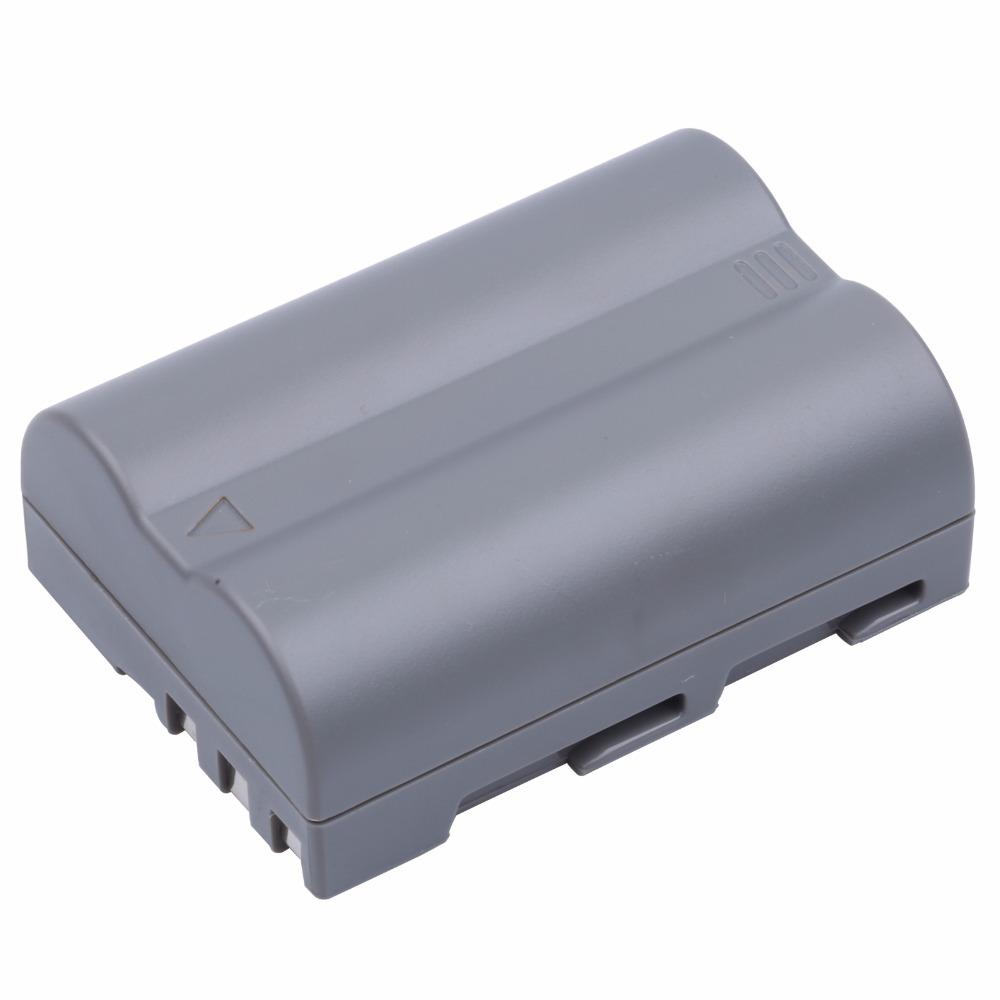 1 piezas EN-EL3e EN EL3e batería 7,4 V 2400 mAh Li-ion batería de la ...