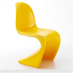 S Chair Replica Swing Canopy Frame Elegant Grace Abs Mould Injection Classic Verner Shape