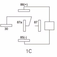 12vdc 30 40a Relay Wiring Diagram Types Of Electrical Diagrams Universal Waterproof 12v 5pin Automotive Relay, View Cnspd Product Details ...