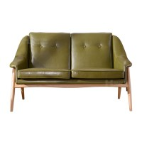 New Design Living Room Furniture Leather Sofa With Solid ...