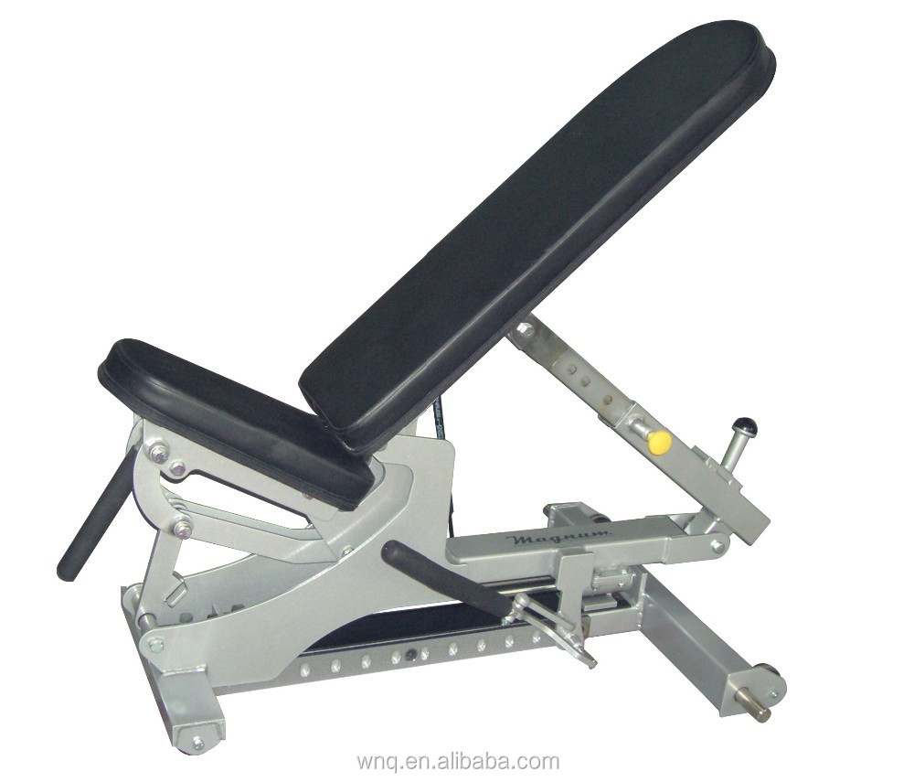 gym bench press chair bar chairs images adjustable incline multi f1 a695 buy
