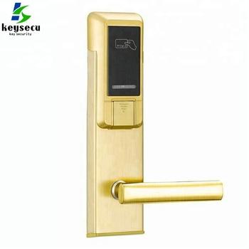 Smart Rfid Keycard Door Lock Hotel - Buy Door Lock Hotel ...