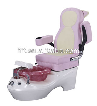 child pedicure chair boat captain seat covers pink kid spa for children ak 2030 buy