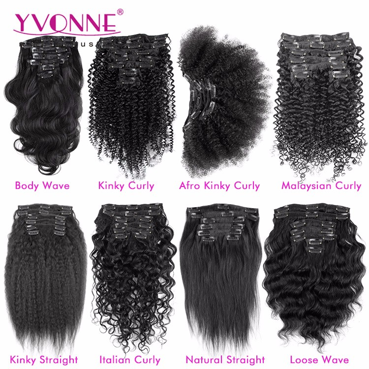 Types Of Human Hair Weave