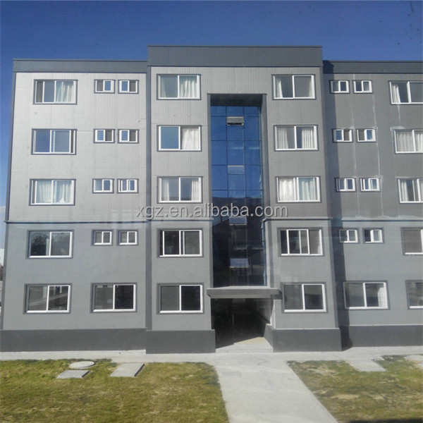 Multi Y Prefabricated Apartments
