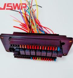 base fuse box assembly 238 2919 for cat 320d 329d [ 1000 x 1000 Pixel ]