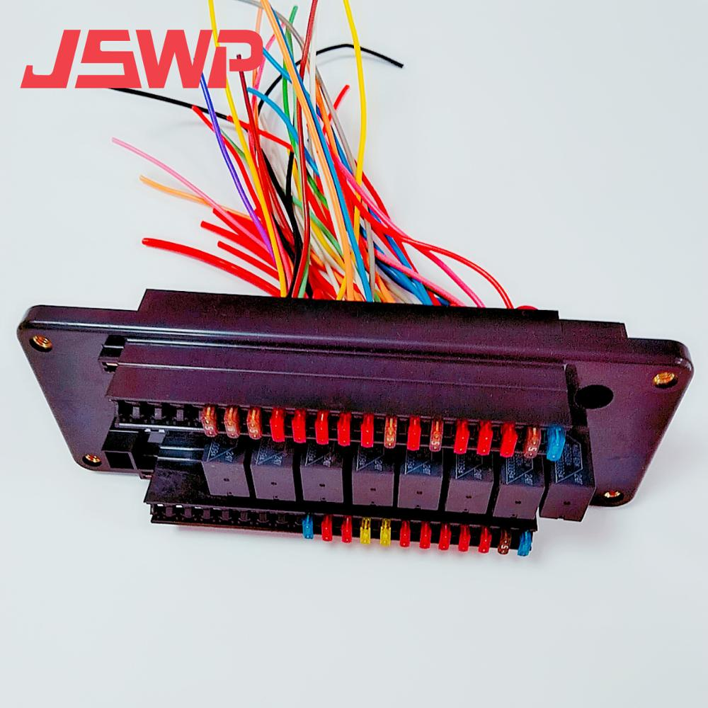 hight resolution of base fuse box assembly 238 2919 for cat 320d 329d