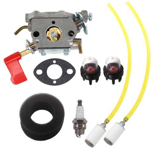 small resolution of get quotations aisen carburetor for 545006017 zama c1u w32 c1u w32a poulan ppb32sst pp446et ppb300e ppb250e