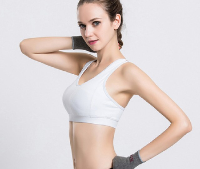Newest Sexy Teenage Active Fitness Wear Strong Support Ultimate Bulk Sports Bra