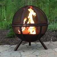 List Manufacturers of Firepit Sphere, Buy Firepit Sphere ...