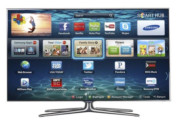 Samsung Un46h6203 46- 1080p 120hz Smart Led Tv 2014 Model In Cheap